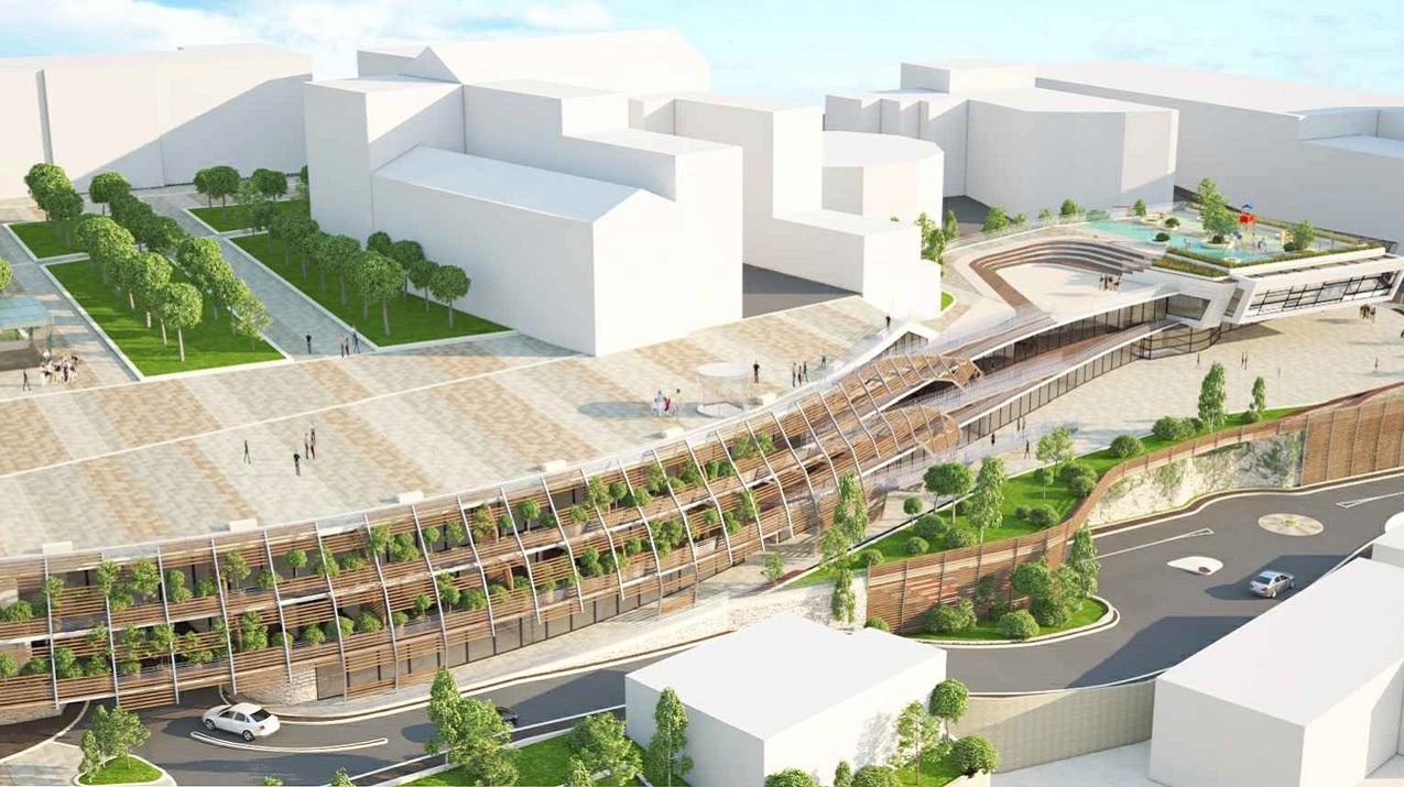 Termoli approvato progetto di riqualificazione urbana for Progetti architettura on line